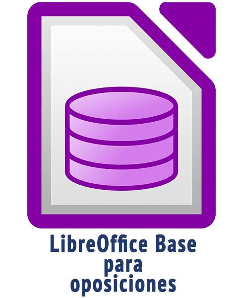 LibreOffice Base para Oposiciones