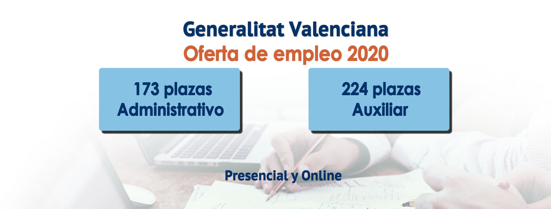 Oposiciones Generalitat Valenciana