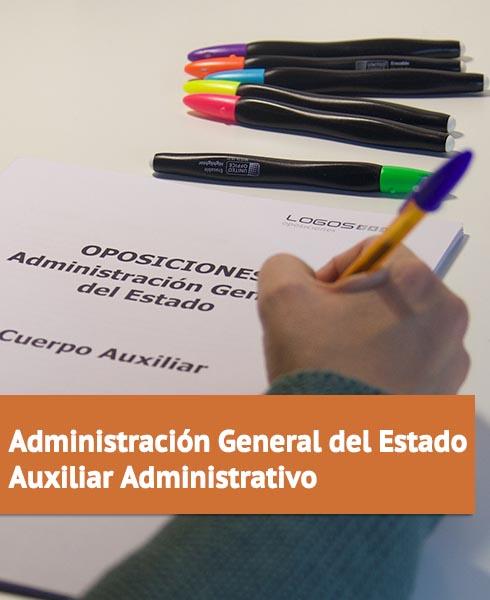 Oposición Administración General del Estado