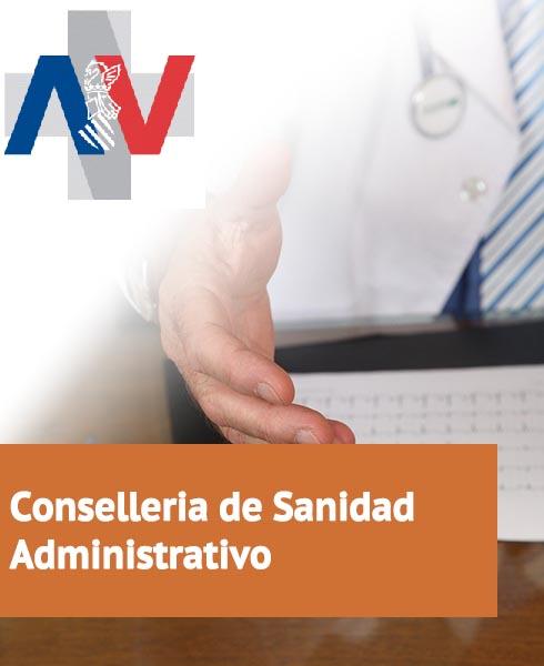 Oposición Conselleria Sanidad